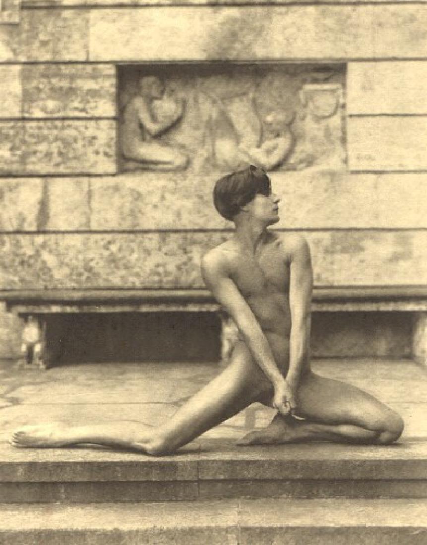 PAUL JSENFELS - Dancer, Stuttgart Dance School