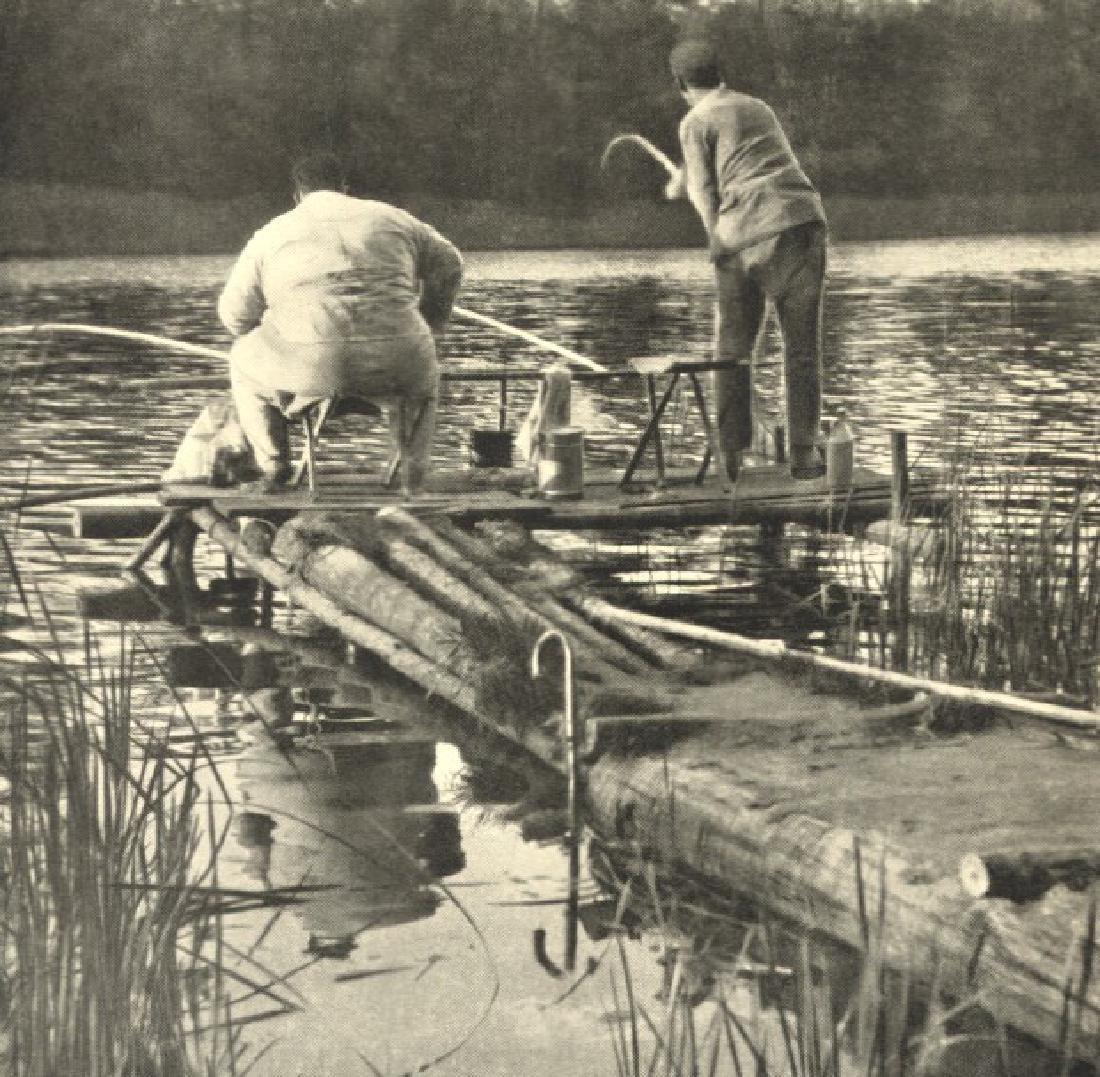 ERIKA KREPLIN - Fishing