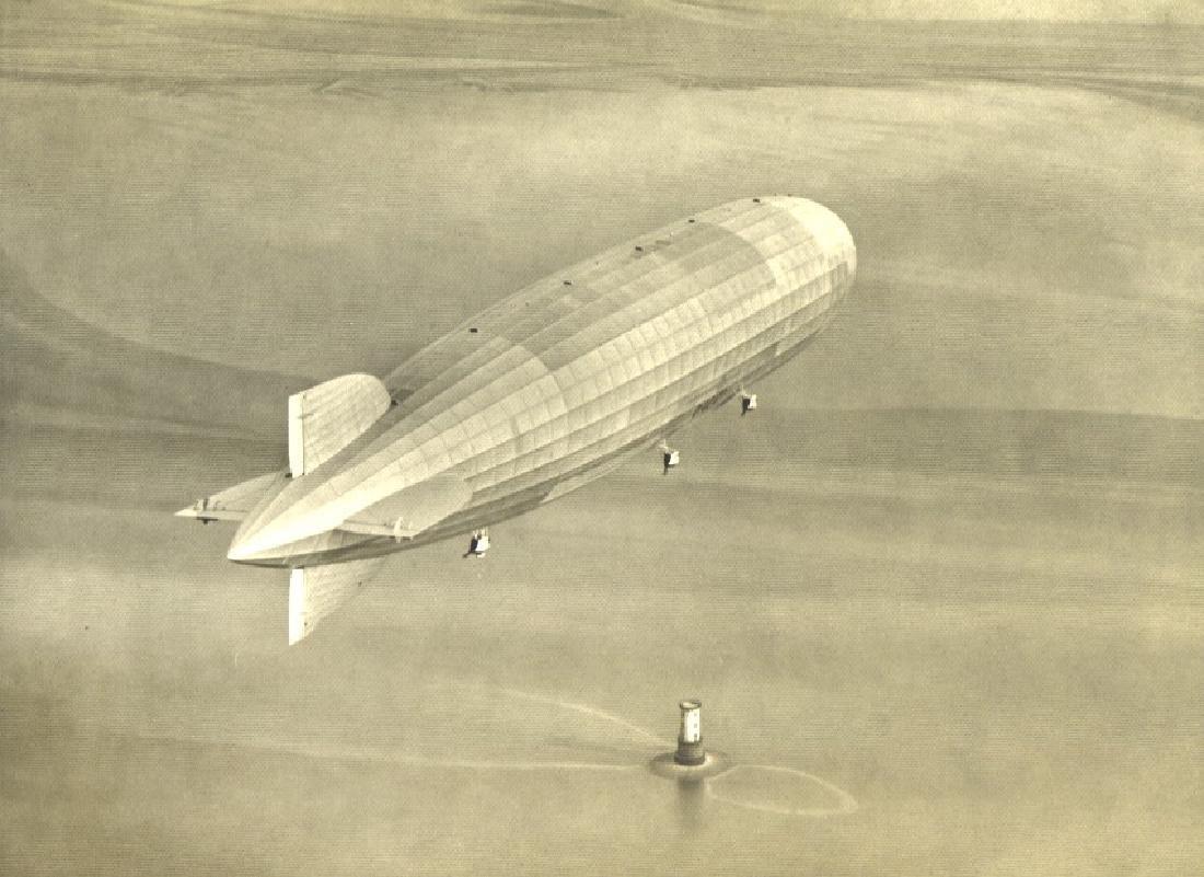 HAMBURGER LUFTBILD - Graf Zeppelin