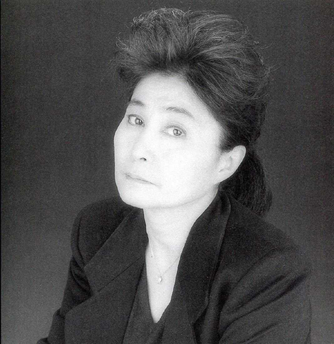 MAPPLETHORPE - Yoko Ono, 1988