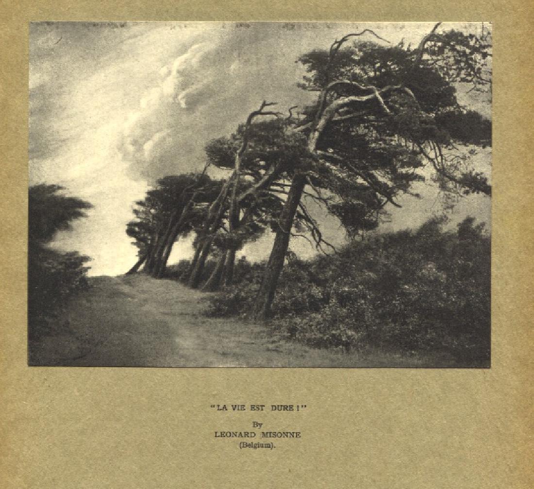 LEONARD MISONNE - La Vie est Dure I