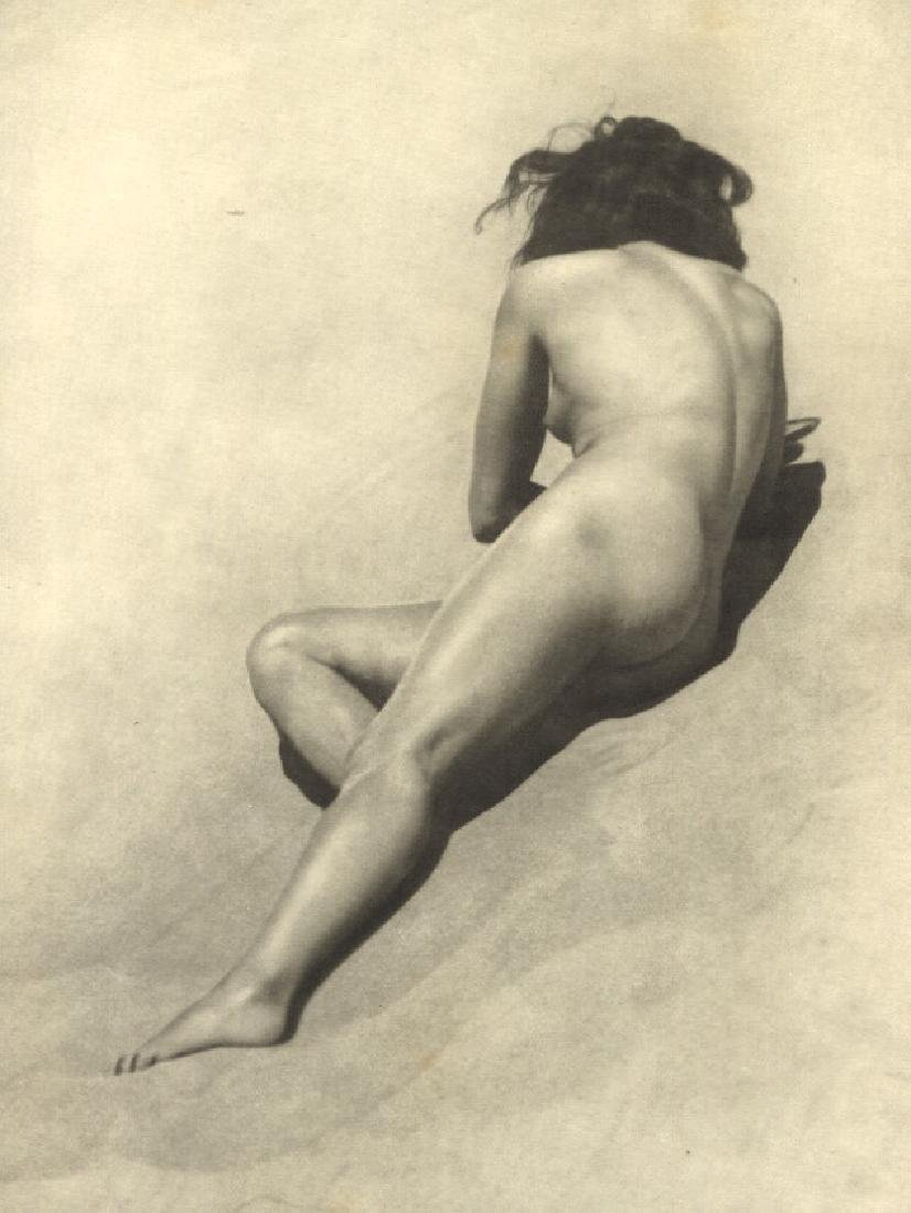 BRUNO SCHULTZ - Nude Study