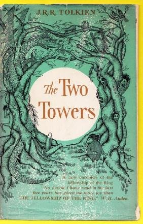 The Two Towers, J.R.R. Tolkien, First Edition