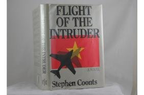 Flight Of The Intruder, S. Coonts, First Edition, 1986