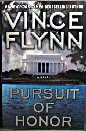Pursuit Of Honor, Vince Flynn, 1st Edition, Signed
