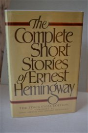 The Complete Short Stories of Ernest Hemingway First