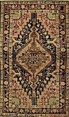 Antique Persian Hamadan Handmade Rug