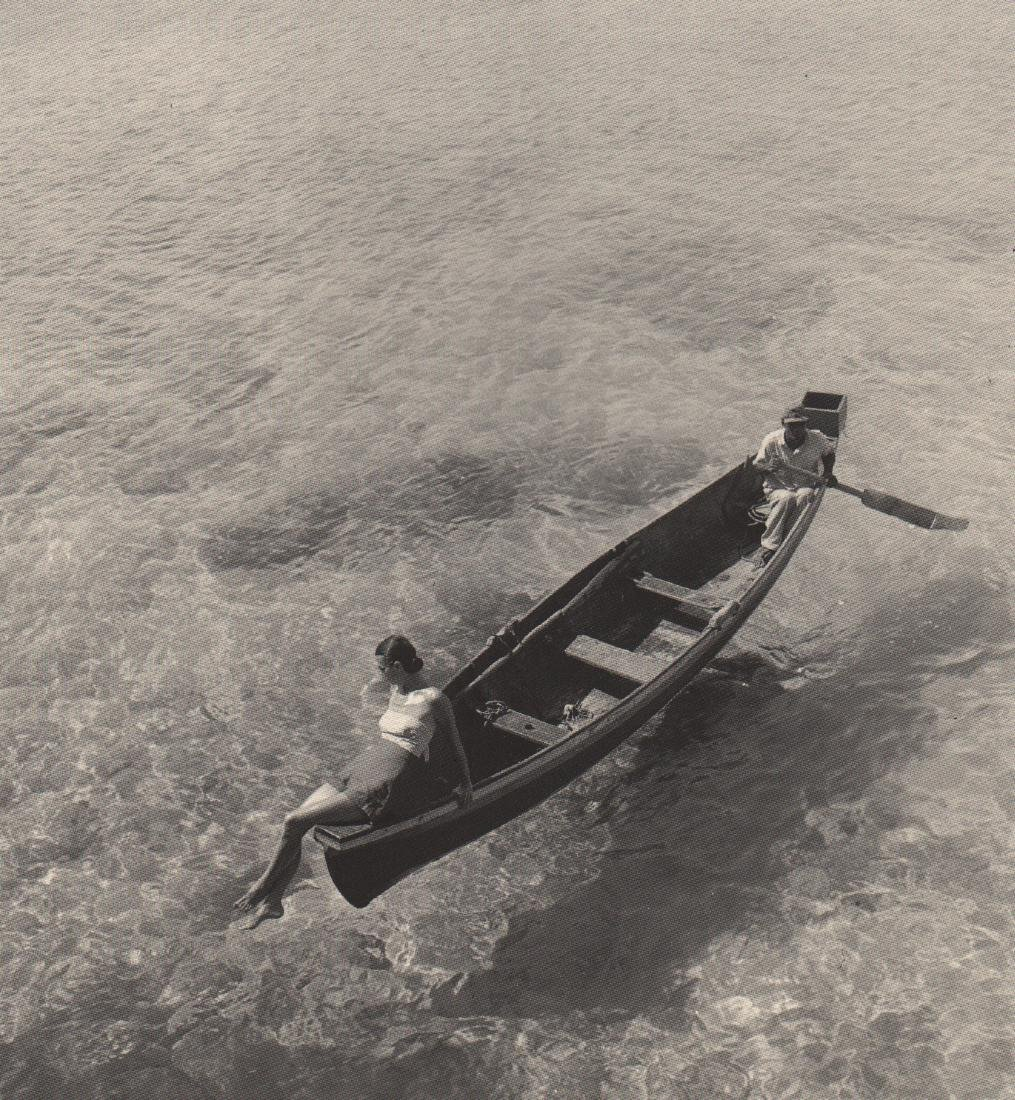 TONI FRISSELL - Canoe, 1949