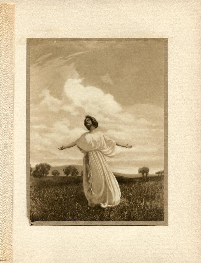 ADELAIDE HANSCOM (LEESON) - Woman in Field