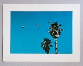 John Baldessari: Throwing Three Balls In The Air, 1973