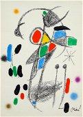 Joan Miro (after): Variaciones acrosticas 18 Lithograph
