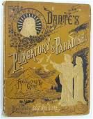 Dantes Purgatory  Paradise Illus by Gustave Dore