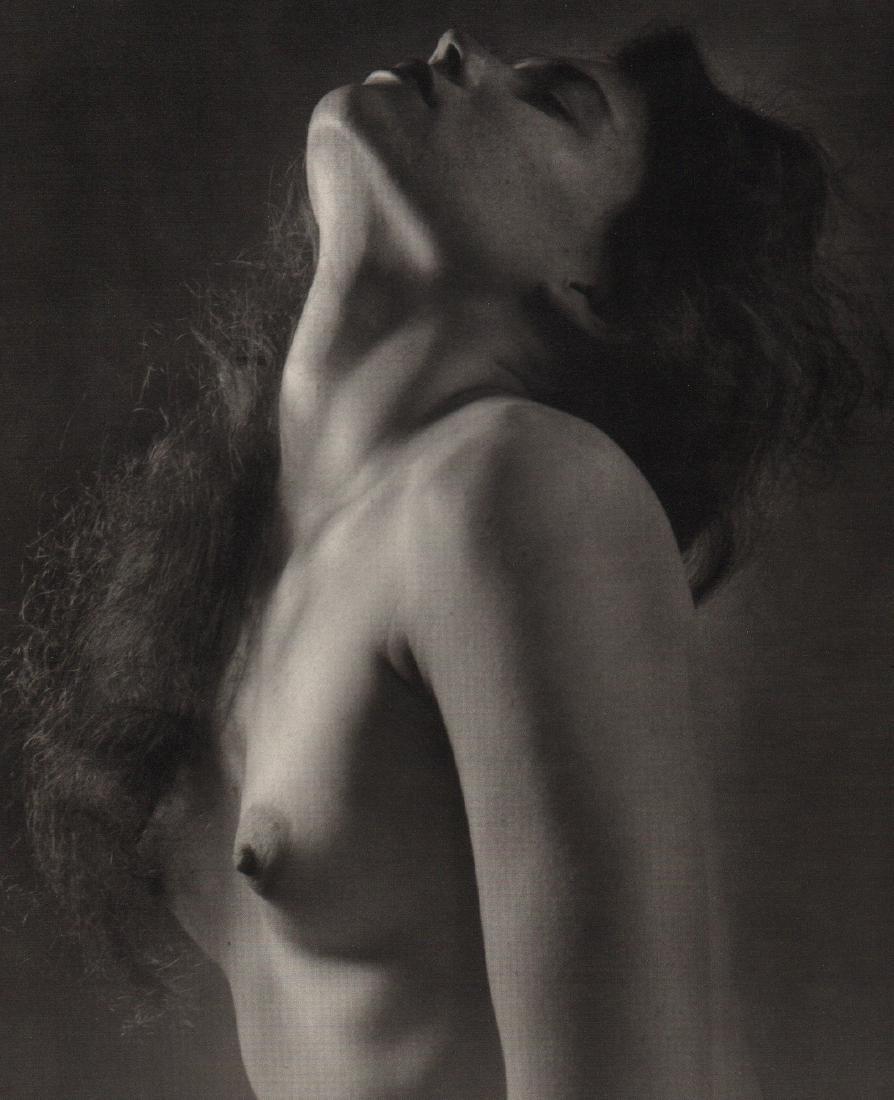 RUTH BERNHARD - Nude Study, 1958