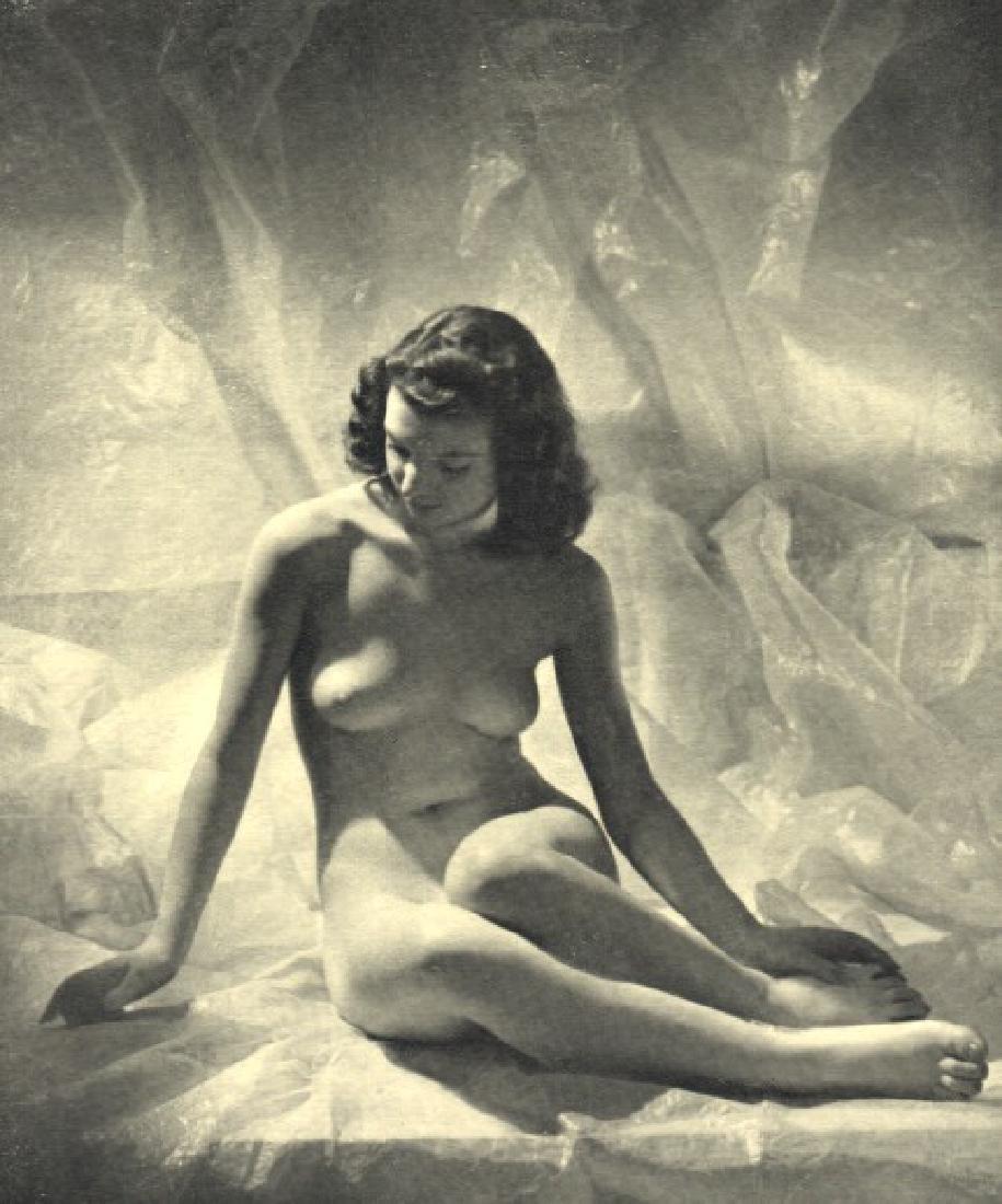 WALTER BIRD- Nude Study