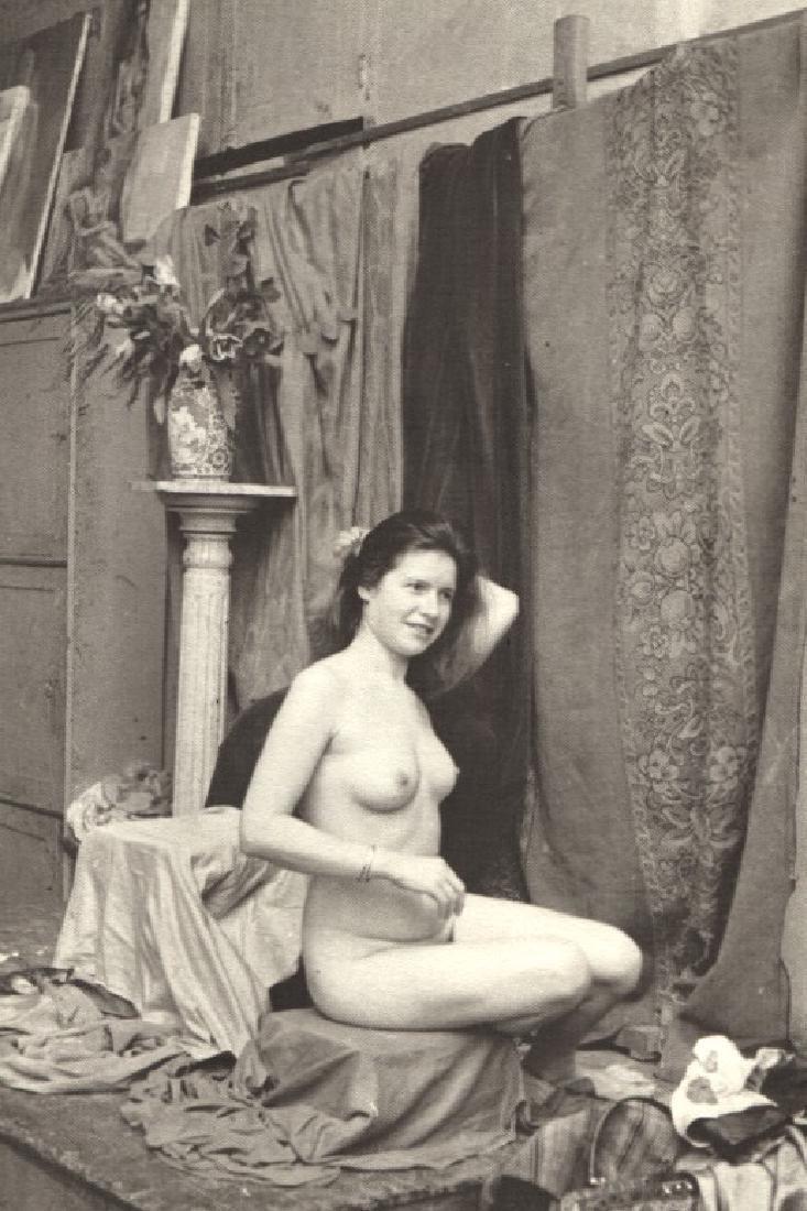 EDOUARD BOUBAT - Nude, Paris, 1964