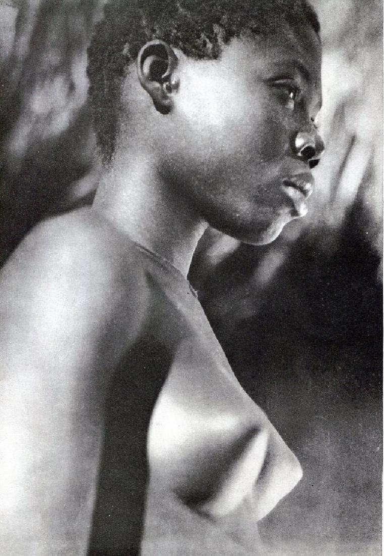 ERRELL LOTTE - West African Woman