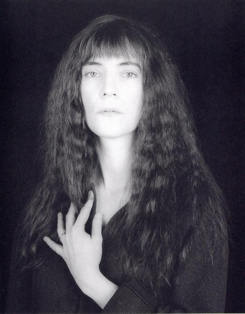 MAPPLETHORPE - Patti Smith, 1988