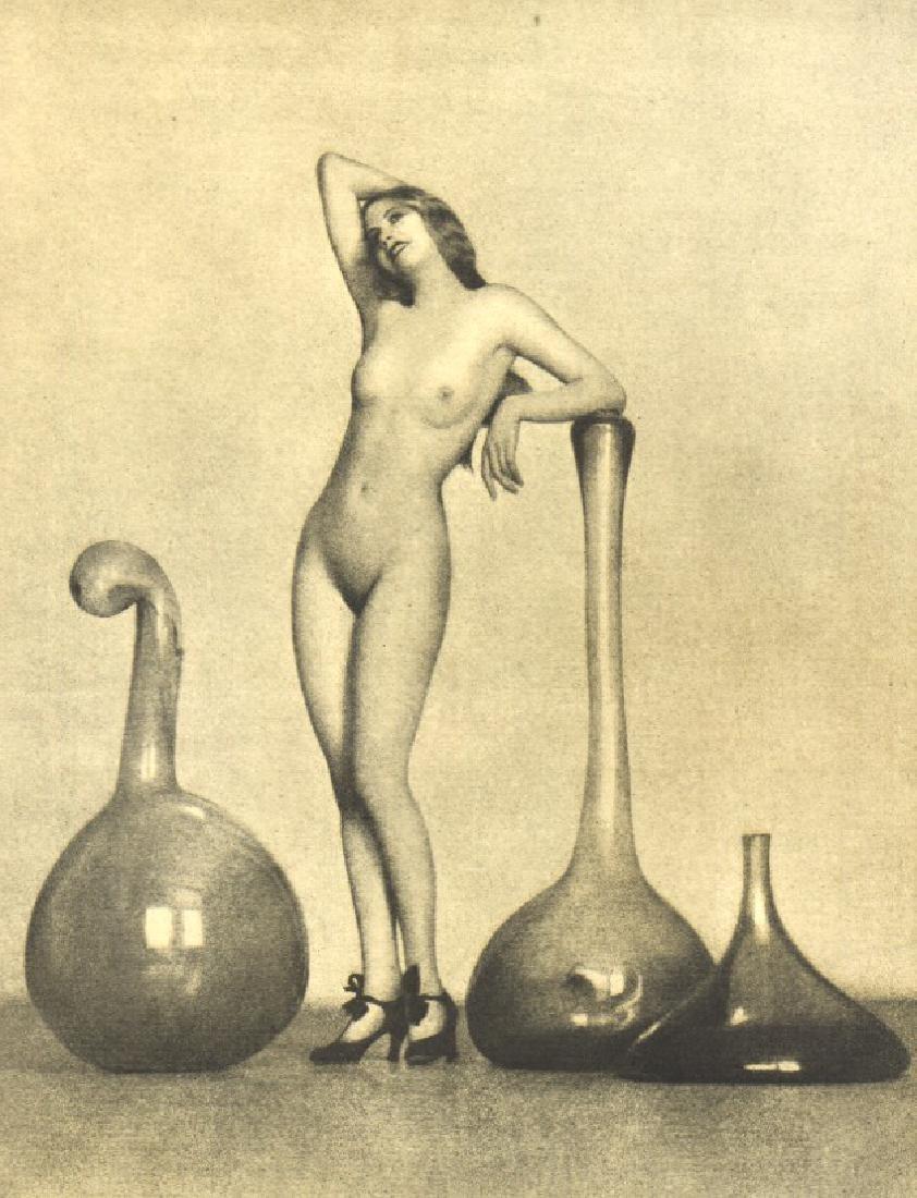 W. MORTENSEN - Decoration