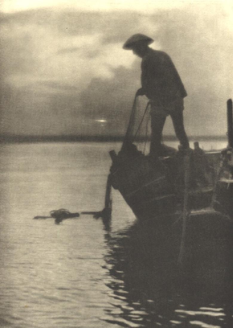 HEINZ VON PERCKHAMMER - Fishing in Gelben Meer