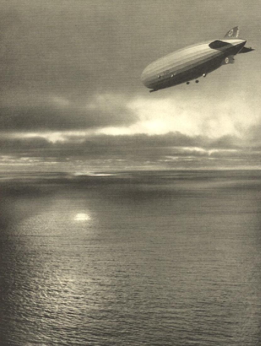 WILLI RUGE - Graf Zeppelin vor Pernambuco