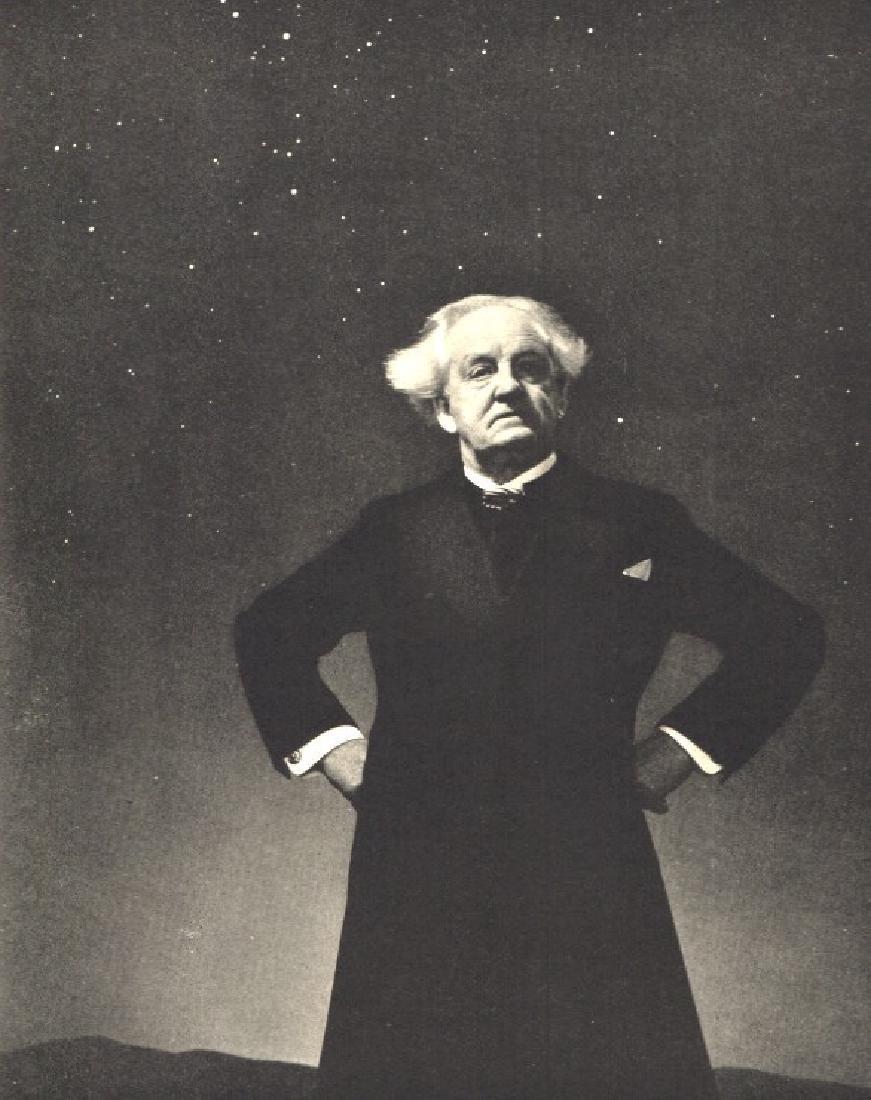 EDUARD J. STEICHEN - Gerhardt Hauptmann