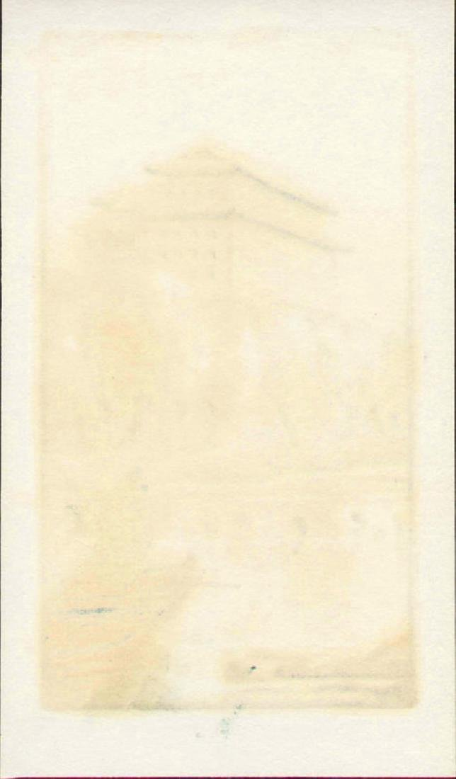 Katharine Jowett Sunset Japanese Woodblock Print - 5
