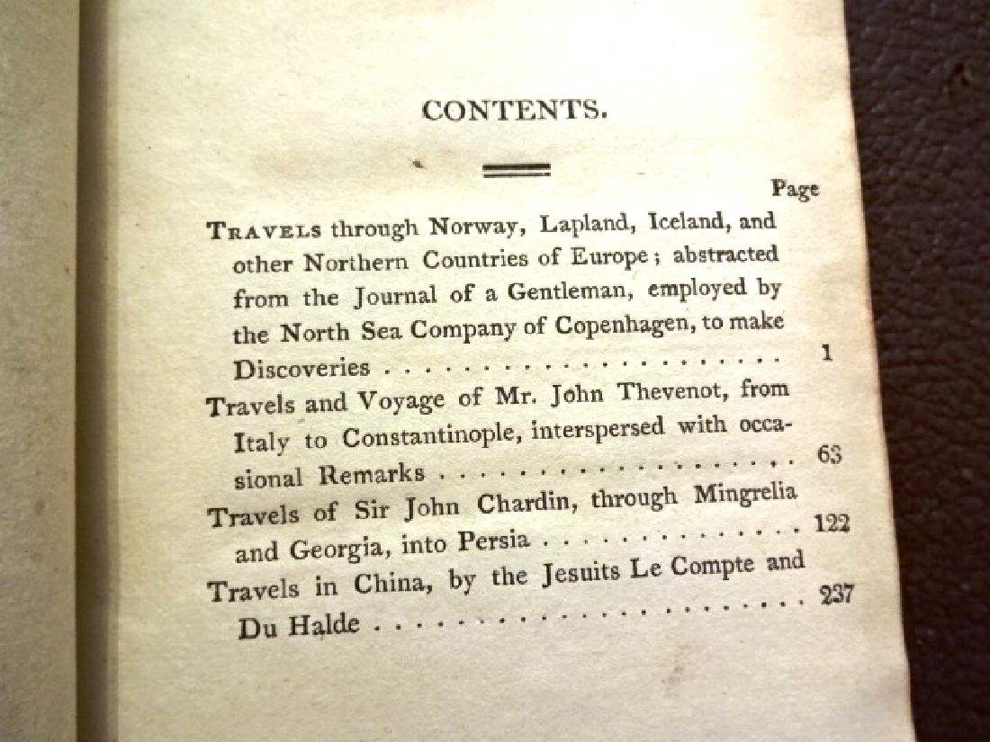 c1817 Mavor Voyages Discoveries - 2