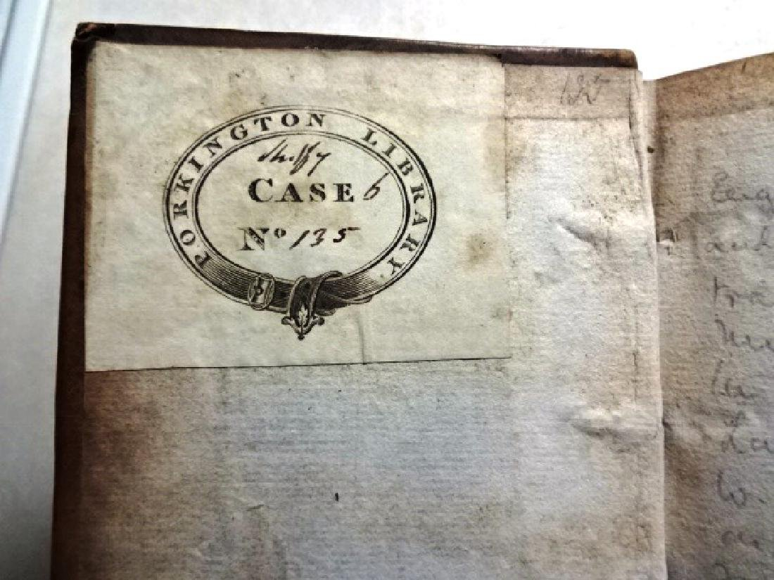 1616 English Law Book by Sir Iohn Fortescue - 8