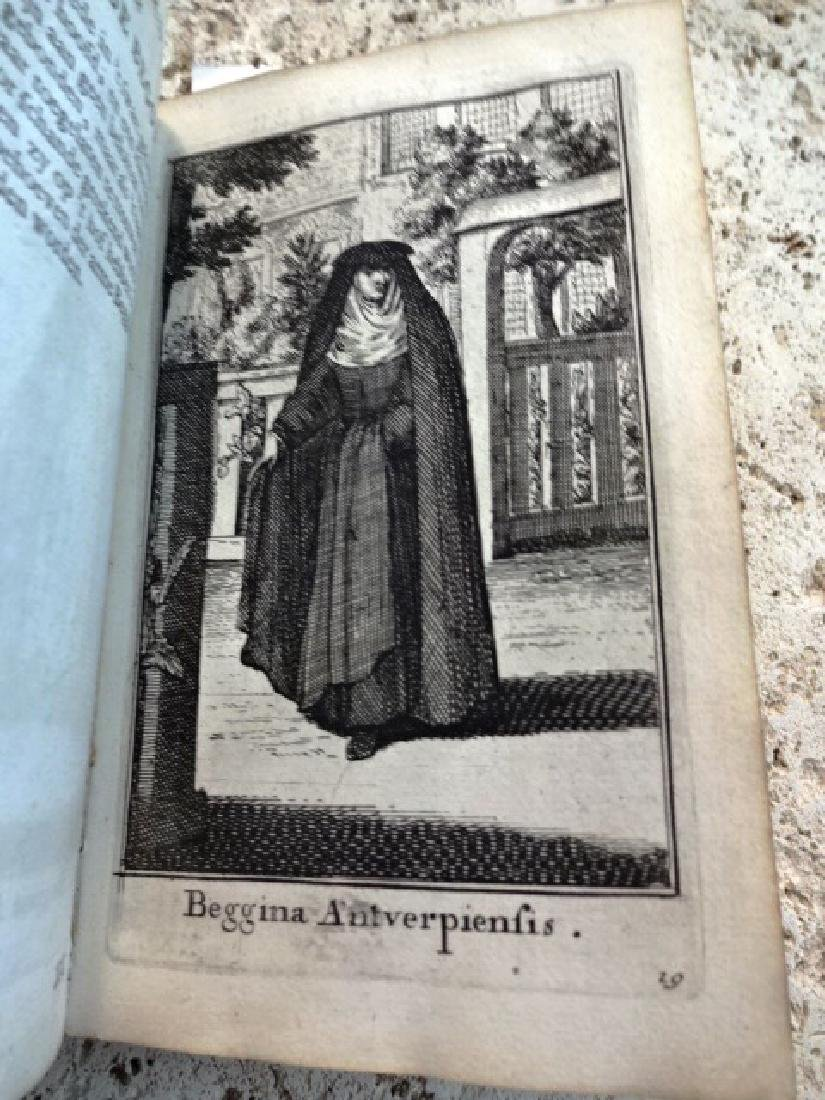 1688 Adriaan Schoonebeek Book + Eighty Eight Engravings