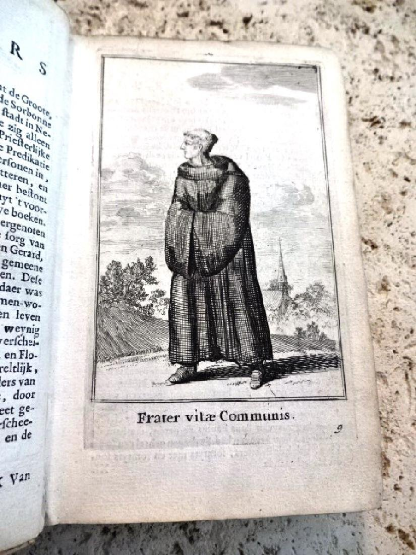 1688 Adriaan Schoonebeek Book + Eighty Eight Engravings - 4