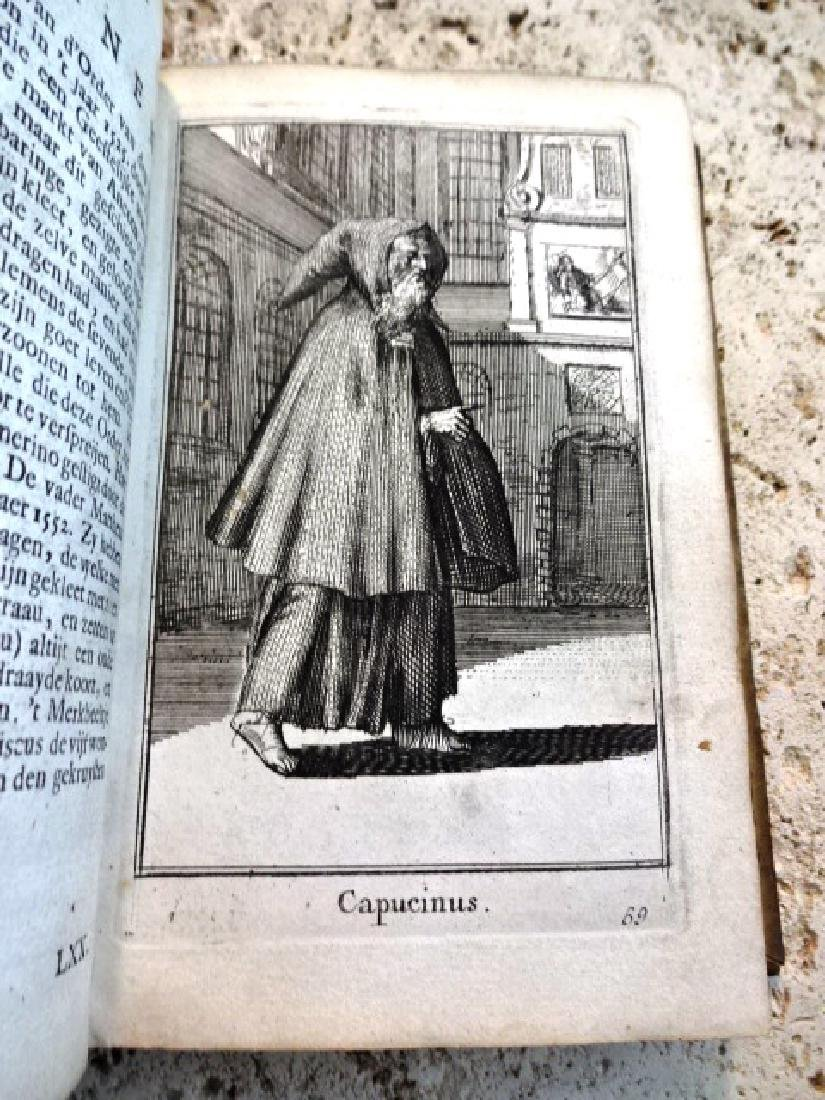 1688 Adriaan Schoonebeek Book + Eighty Eight Engravings - 5