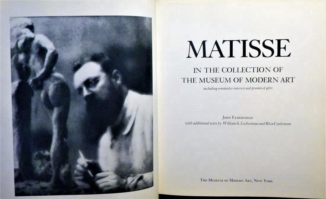 Matisse in the Collection of the Museum of Modern Art - 3