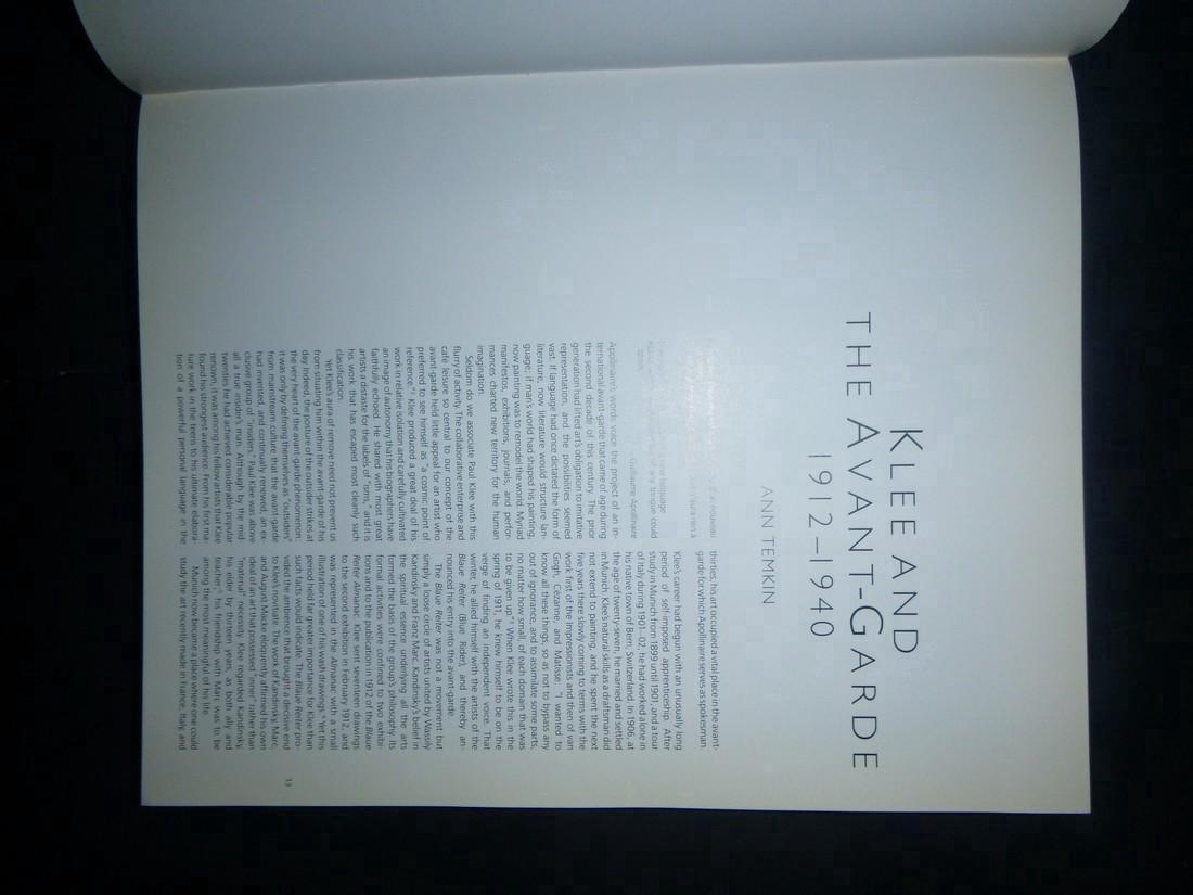 Paul Klee, 1st Edition - 9