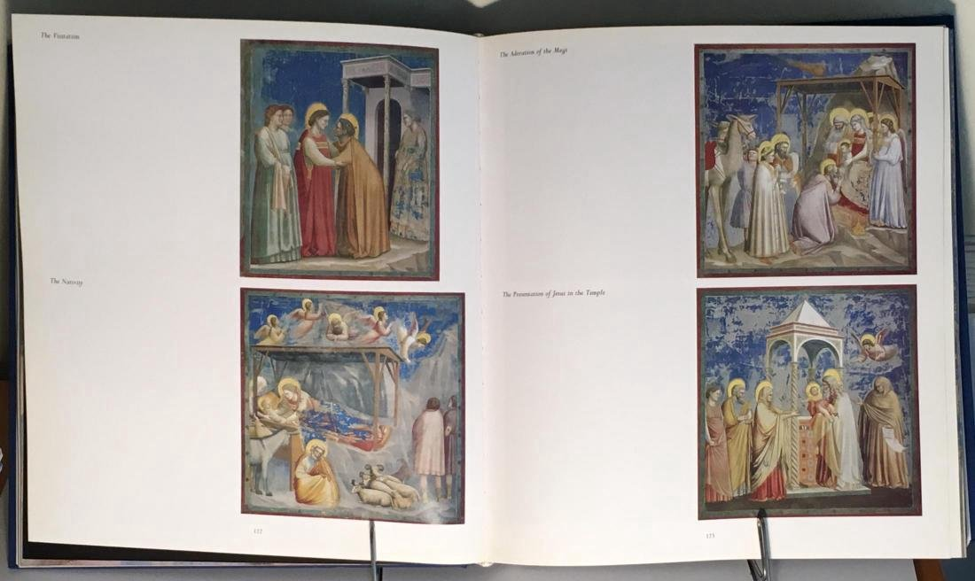 Giotto, The Arena Chapel Frescoes by Giuseppe Basile - 3