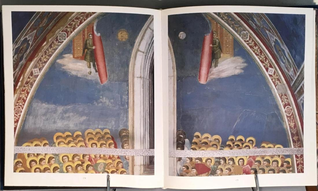 Giotto, The Arena Chapel Frescoes by Giuseppe Basile - 5