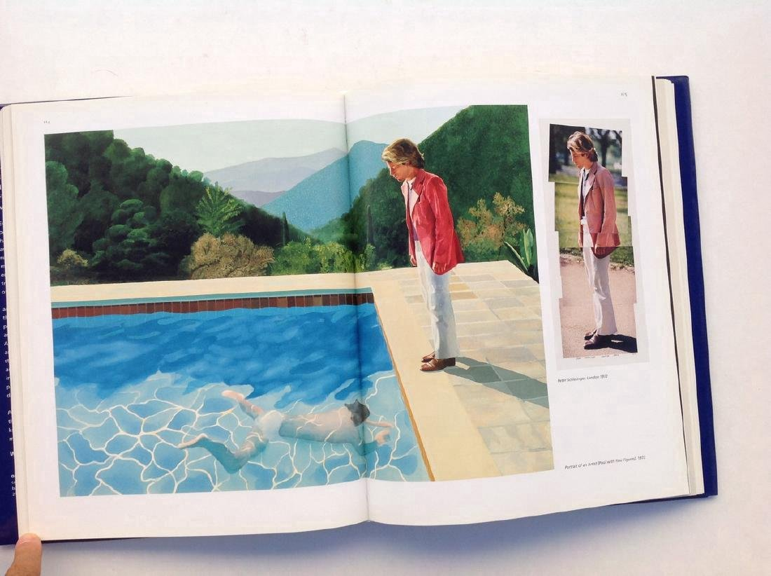 Hockney's Portraits & People, Livingston & Heymer - 3