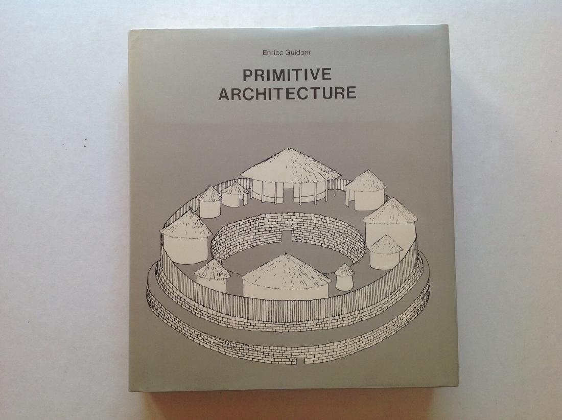Primitive Architecture by Enrico Guidoni