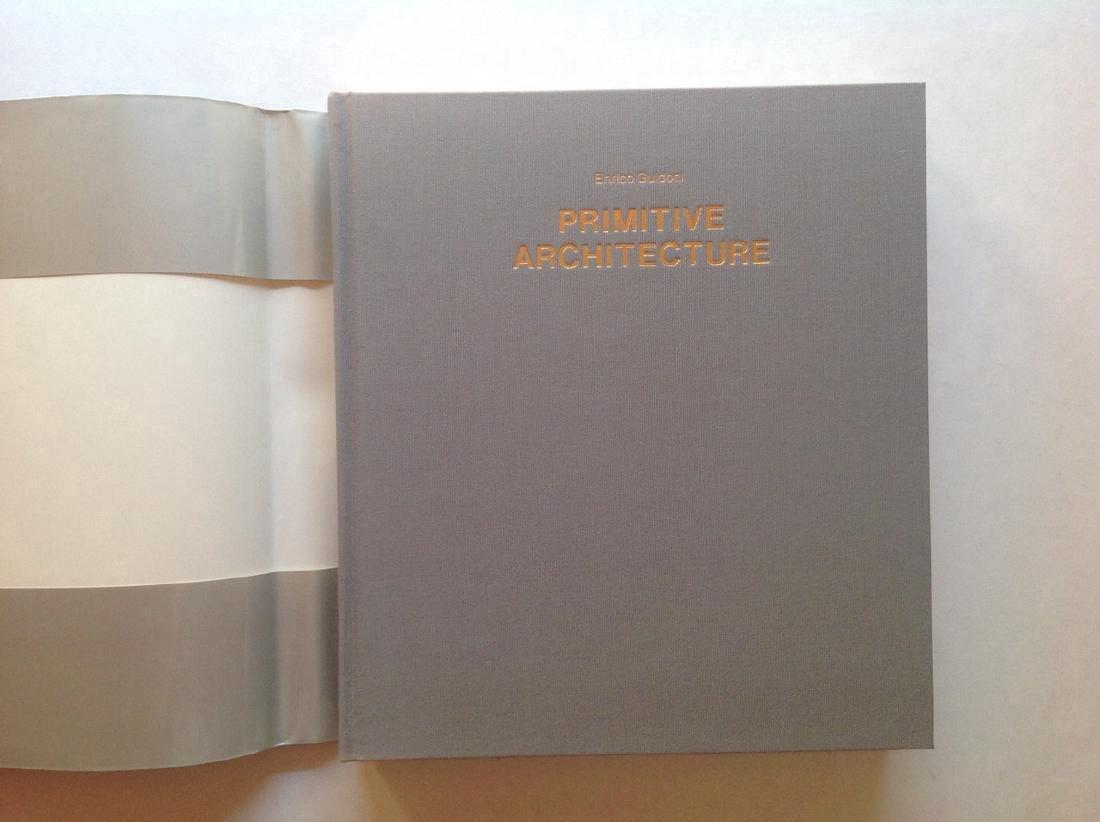 Primitive Architecture by Enrico Guidoni - 2