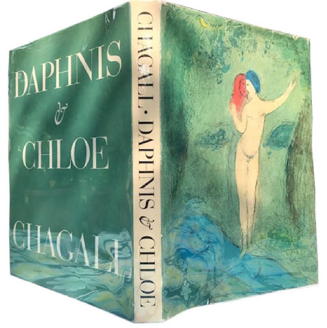 Chagall: Daphnis & Chloe