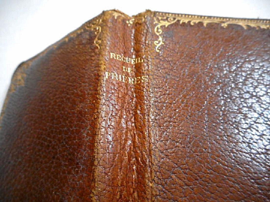 Minature Prayer Book French 19th Century - 3