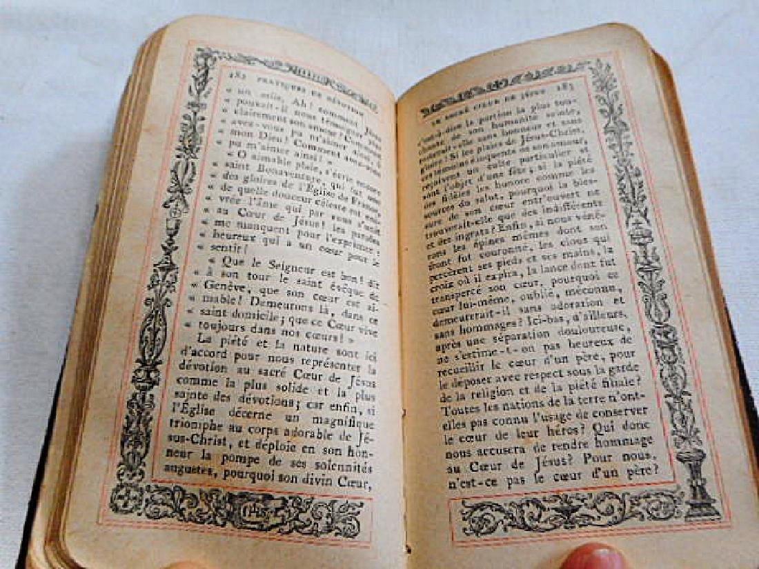 Minature Prayer Book French 19th Century - 6