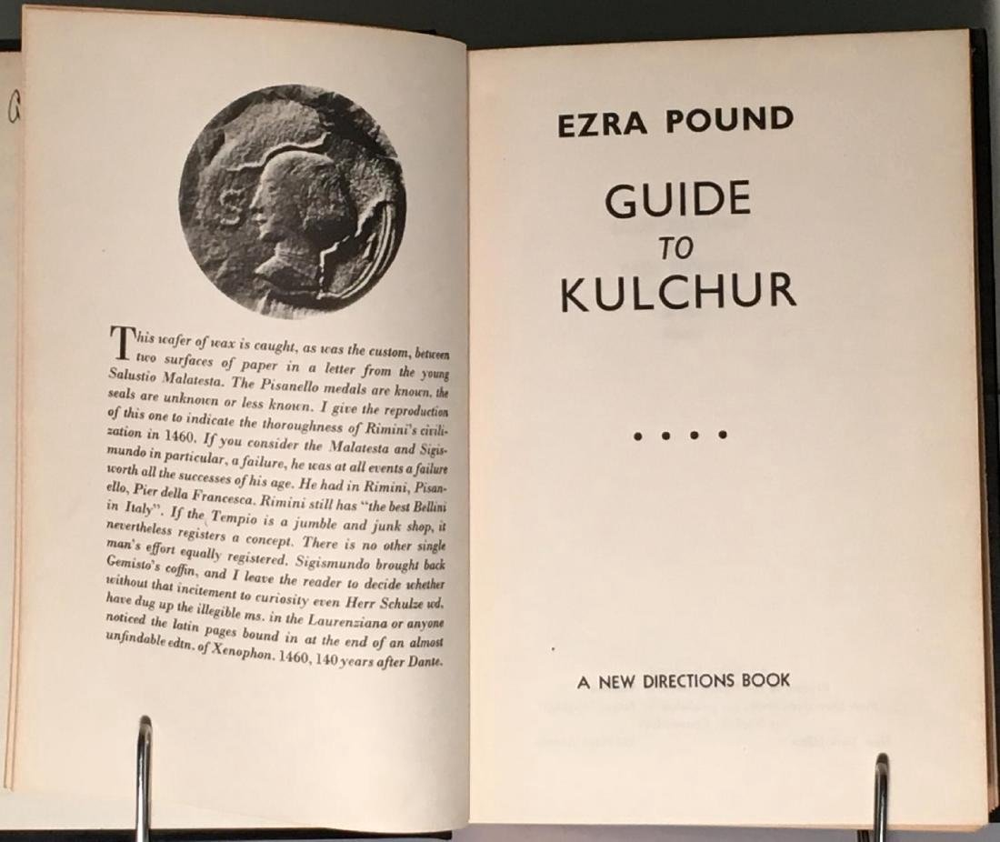 Kulchur by Ezra Pound - 2