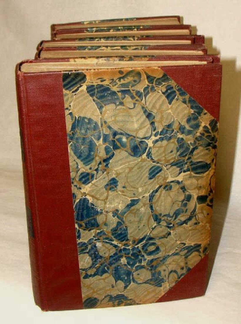 Larned's History of the World, 5 Volume Set, 1915 - 3