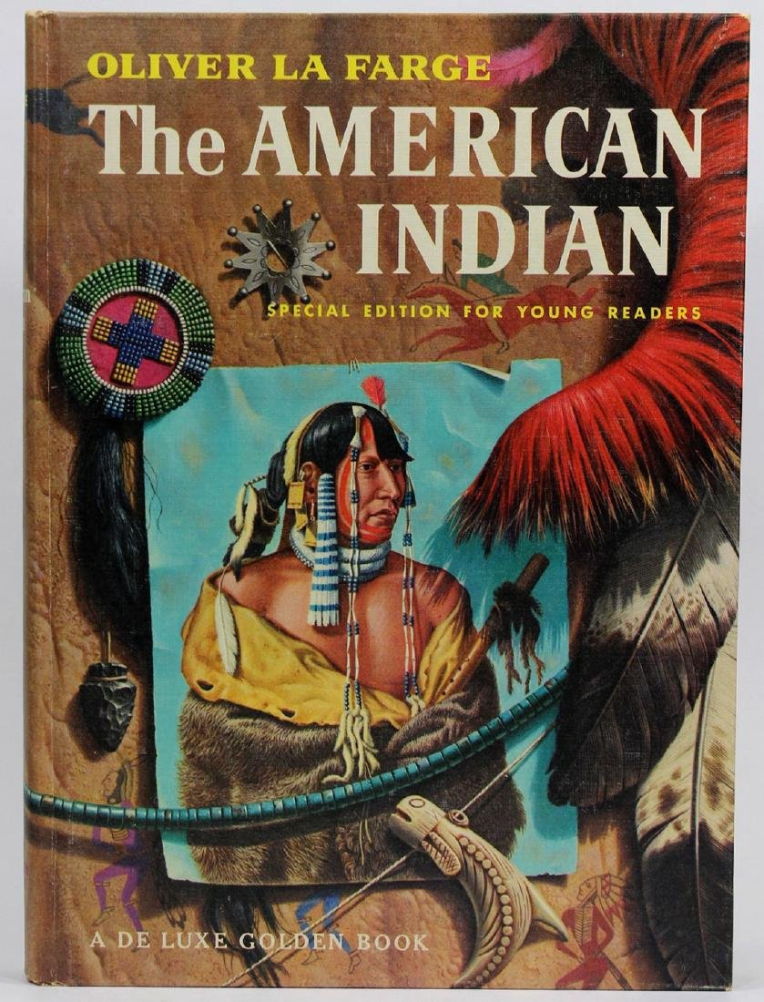 La Farge: the American Indian