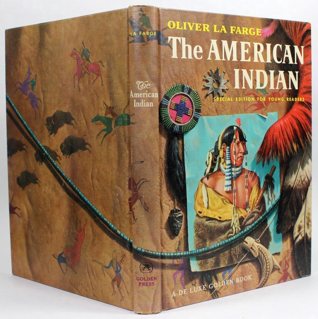 La Farge: the American Indian - 2