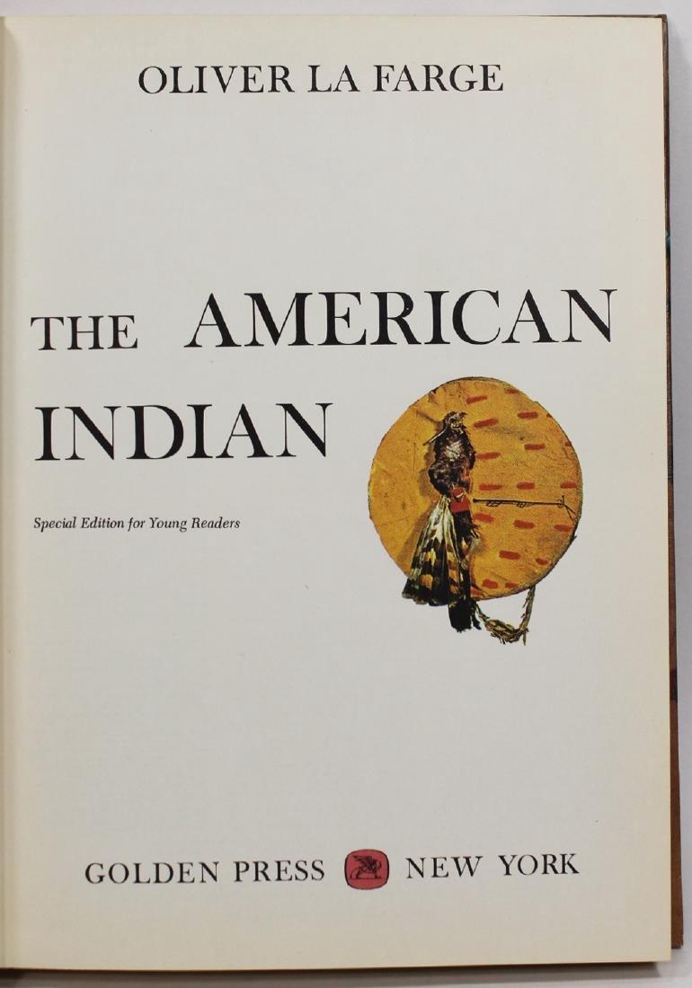 La Farge: the American Indian - 4
