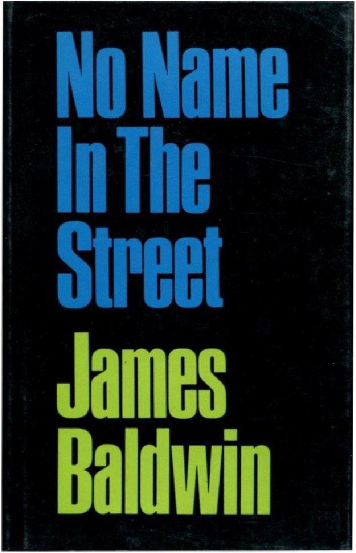 No Name in the Street, James Baldwin