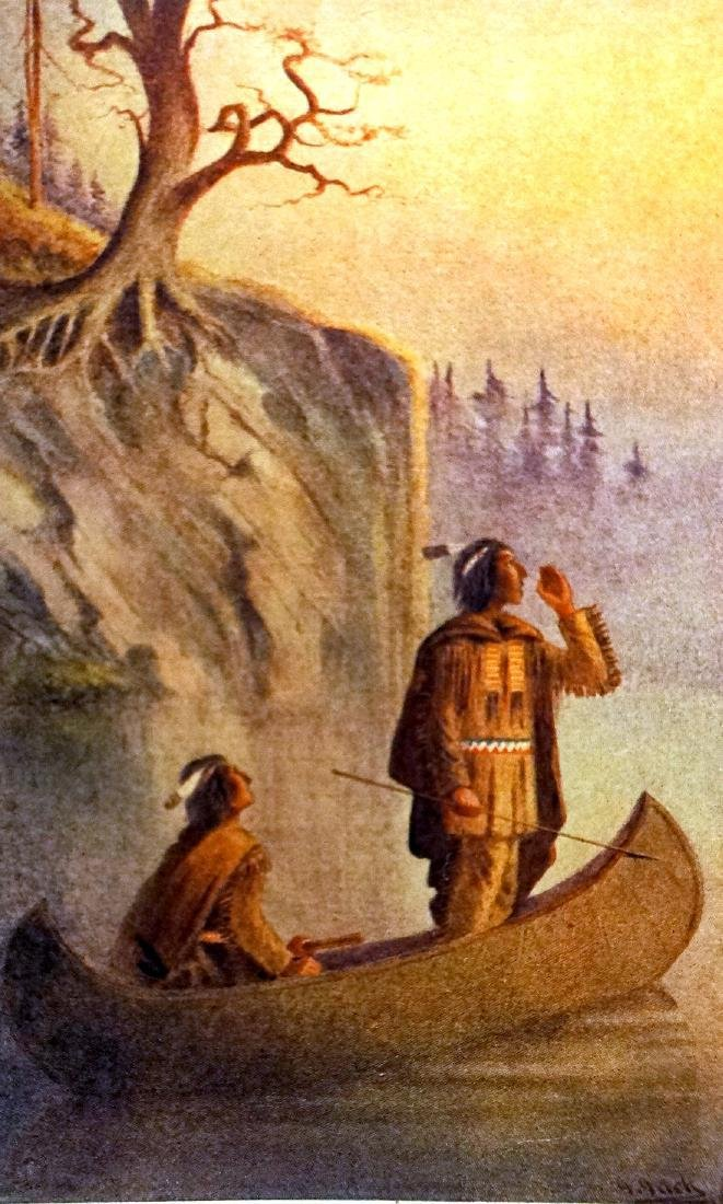 Myths of North American Indians - 5