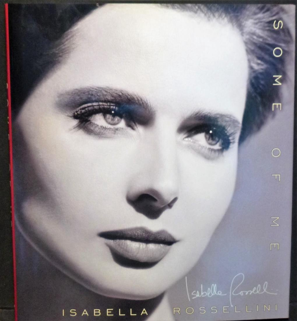 Isabella Rossellini, Some of Me, Signed