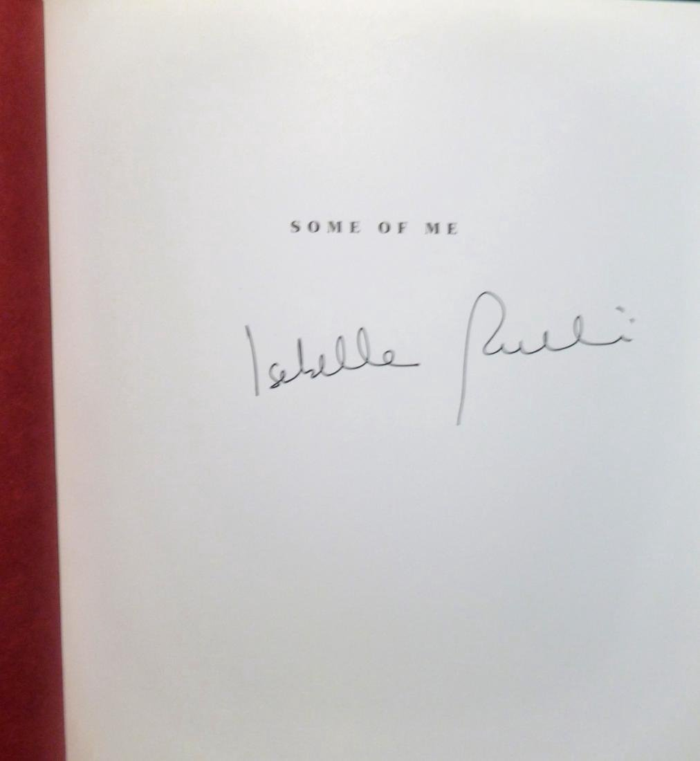 Isabella Rossellini, Some of Me, Signed - 3